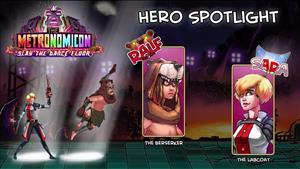 The Metronomicon: Slay the Dance Floor Spotlights Ralf and Sara