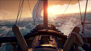 Sea of Thieves is offering free cosmetic items every day for the next two weeks via Twitch
