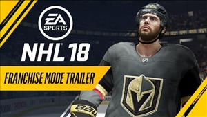 NHL 18 Adds Expansion Draft to Franchise Mode