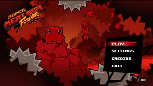 Super Meat Boy Forever Announced by Team Meat