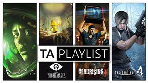 Vote Now for October 2017's TA Playlist Game - Halloween Edition