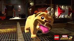 LEGO Marvel Super Heroes 2 Vignette Showcases the Inhumans