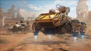 Latest Crossout Patch Fixes Numerous Bugs and More
