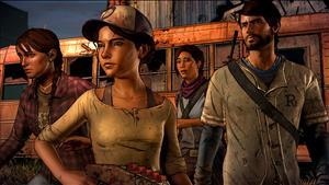 The Walking Dead: A New Frontier walkthrough – a complete Xbox achievement guide