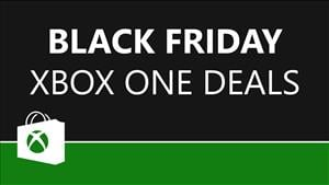 Xbox One Black Friday Sale 2018