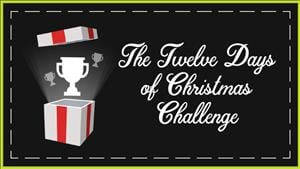 12 Days Of Christmas 2018 Challenge 12