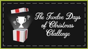 12 Days Of Christmas 2019 Challenge 6