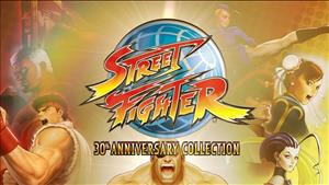 Latest Update for Street Fighter 30th Anniversary Collection is Live