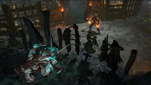 Path of Exile: Delve Details, Filled With Darkness
