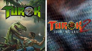 Turok and Turok 2: Seeds of Evil Xbox One Code Giveaway
