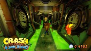 Check Out Crash Bandicoot Trilogy's New Level