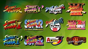 Street Fighter 30th Anniversary Collection Retrospective Trailer