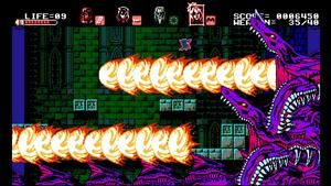 8-Bit Standalone Bloodstained: Curse of the Moon Launching This Month