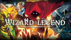 Sky Palace Update Teased for Wizard of Legend