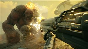 Explore the Wasteland as Walker in RAGE 2