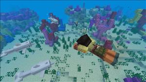 Minecraft Update Aquatic Phase Two Available Now