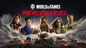 Xbox Mixer Interviews Wargaming.net On World of Tanks: Mercenaries