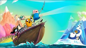 Adventure Time: Pirates of the Enchiridion Trailer Maroons Finn & Jake