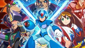 Mega Man X Legacy Collection Achievement List Revealed