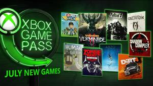 July 2018 Xbox Game Pass Additions: DiRT 4, Vermintide 2, Fallout 3, and More