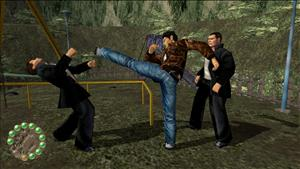 Combat and Mini Games Take Centre Stage in the Latest Shenmue I & II Video