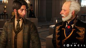 The first episode of narrative adventure The Council is now free on Xbox One