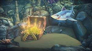 Hungry Shark World Hits Consoles Today