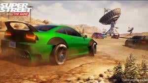 Super Street: The Game Update Addresses Controls, Physics and More