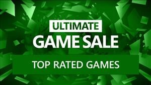 The 20 Top Rated Games from the Xbox Ultimate Game Sale