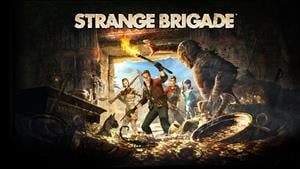 The Thrice Damned Begins in Strange Brigade with Isle of the Dead