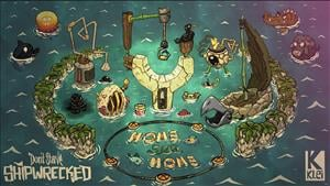 Don't Starve Shipwrecked's Home Sea Home Update Live Now