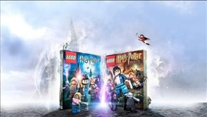 LEGO Harry Potter Collection Releasing in October with Xbox One X Enhancements