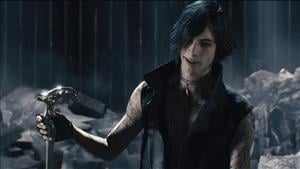V Brings Some Friends to the Fight in Devil May Cry 5