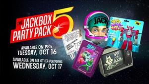 Release Date Announced For The Jackbox Party Pack 5