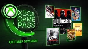 October 2018's Xbox Game Pass Additions Announced