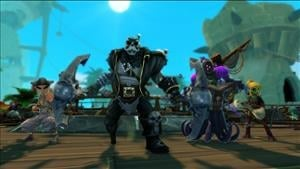 Dungeon Defenders II Pirate Themed Expansion