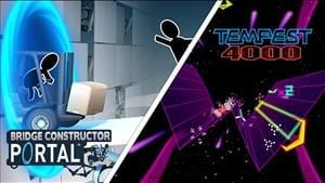 Giveaway: Bridge Constructor Portal and Tempest 4000 Retail Bundle (US ONLY)