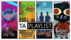 Vote Now for November 2018's TA Playlist Game
