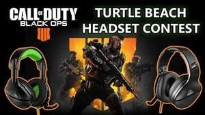 CoD: Black Ops 4 Achievement Challenge in Association with Turtle Beach