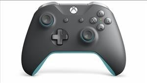 Xbox Wireless Controller – Grey/Blue Giveaway (UK ONLY)