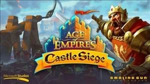 Age of Empires: Castle Siege Shuts Down in May 2019