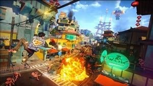 Sunset Overdrive Now Available for Windows 10