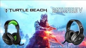 Battlefield V Achievement Challenge in Association with Turtle Beach