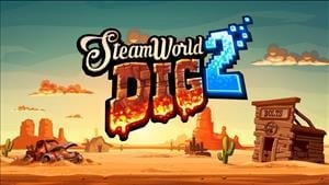 SteamWorld Dig 2 Xbox One Code Giveaway