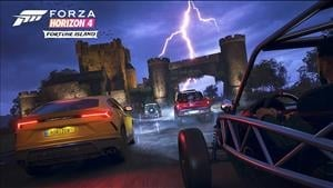 Exclusive: Forza Horizon 4's Fortune Island Expansion Achievement List Revealed