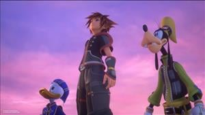 Frozen Features In Latest Kingdom Hearts III Screenshots