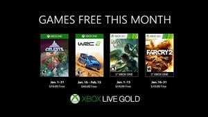 WRC 6 and Far Cry 2 Now Free with Games with Gold