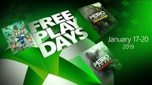 Play Metro and Override with Xbox Live Gold Free Play Days