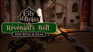 Revenant's Bolt Update Will Add New Character and Gear to City of Brass