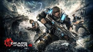 Gears of War 4 Free This Weekend for Xbox Live Gold Subscribers